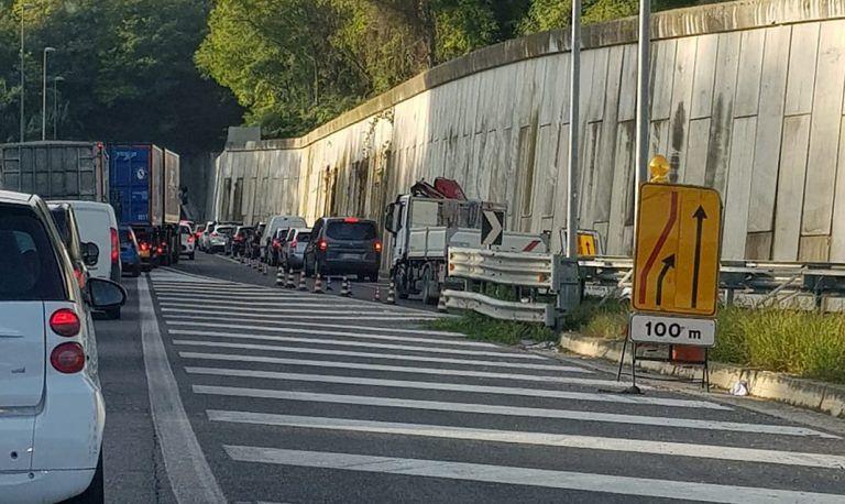 Pescara, lavori sulla Tangenziale: Masci scrive all'Anas