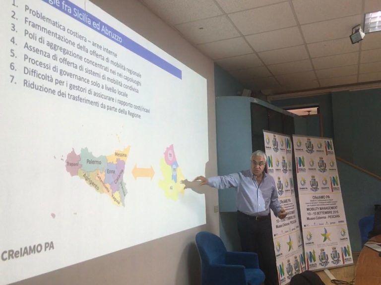 Pescara, mobilità sostenibile: tutti i temi trattati in 'Creiamo P.A'