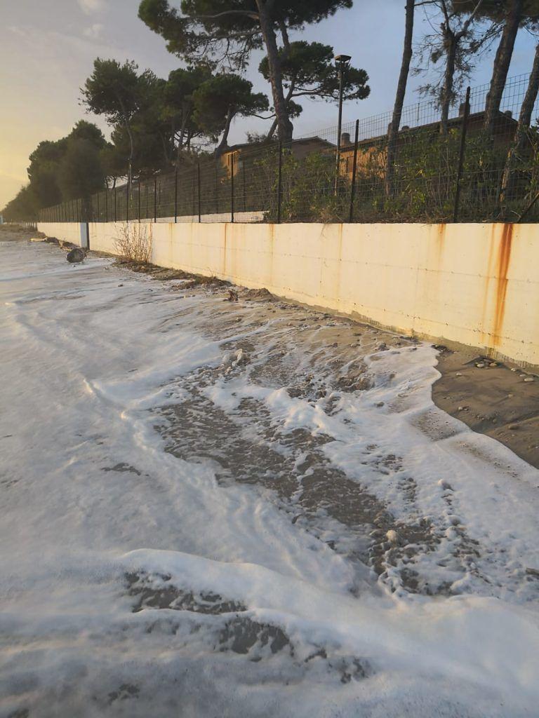 """Pineto, centrodestra su erosione costa: """"Soldi sperperati. Zona nord sta morendo"""""""