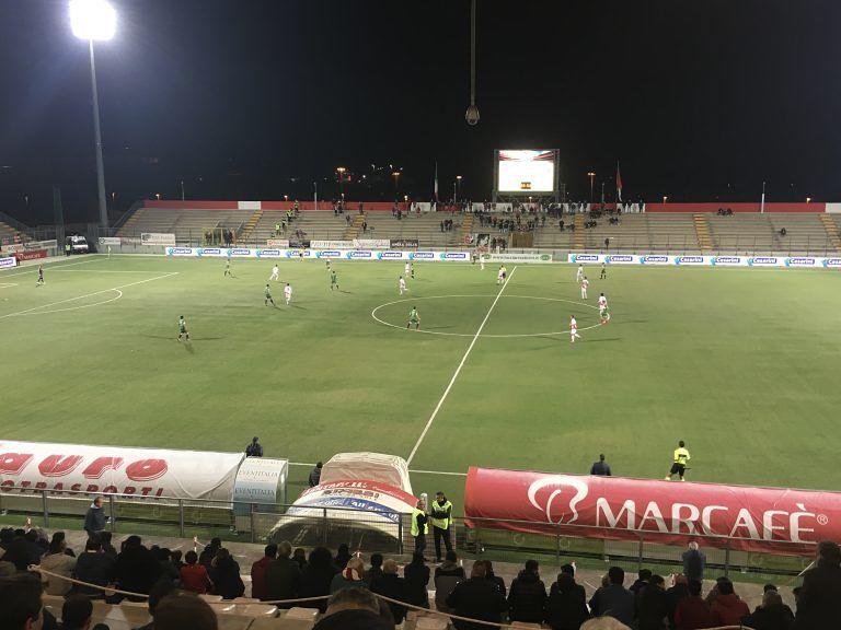 Coppa Italia Serie C, il Teramo elimina la Samb e vola agli ottavi (3-1)