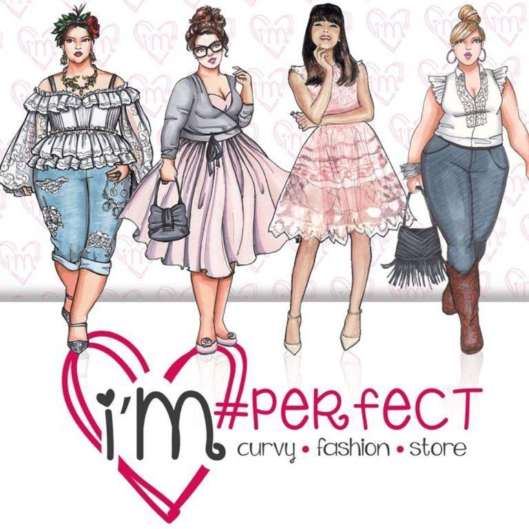 I'M PERFECT CURVY STORE Abbigliamento Donna Curvy Line! Comoda, Disinvolta e Impeccabile!