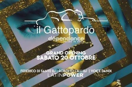 SABATO SERA TORNA A BATTERE IL CUORE DEL GATTOPARDO  Alba Adriatica