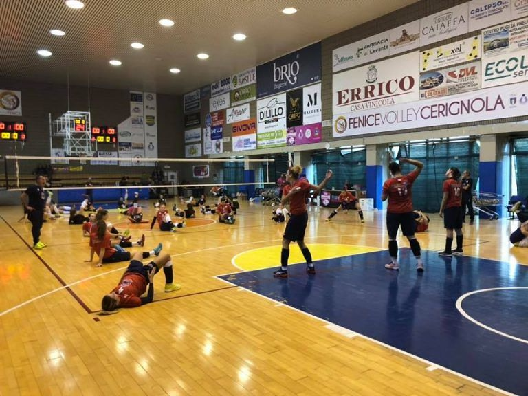 Pallavolo, buona la prima in B2 per Giulianova: vittoria 3-2 a Cerignola