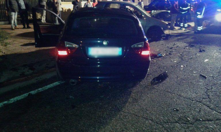 Montorio, scontro frontale sulla 150: in due in ospedale