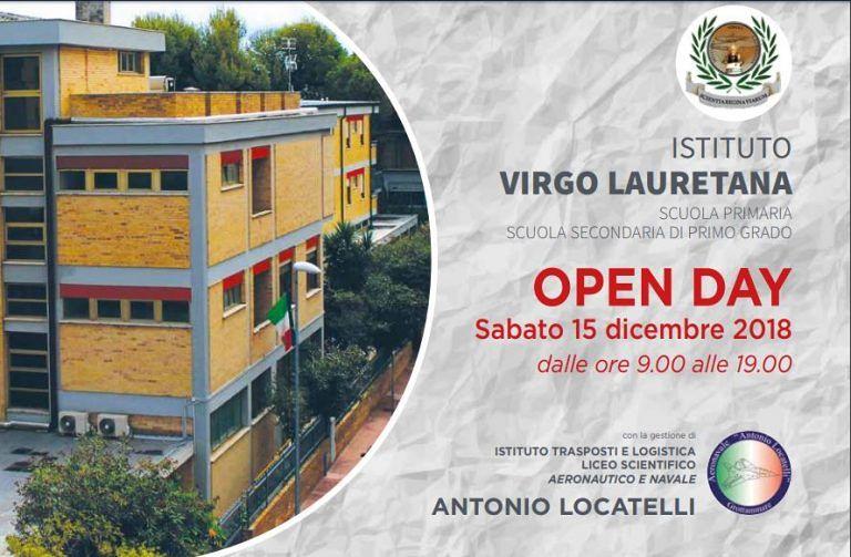 Open day: emozioni e grande successo di pubblico all'Istituto Aeronautico e Navale di Grottammare.