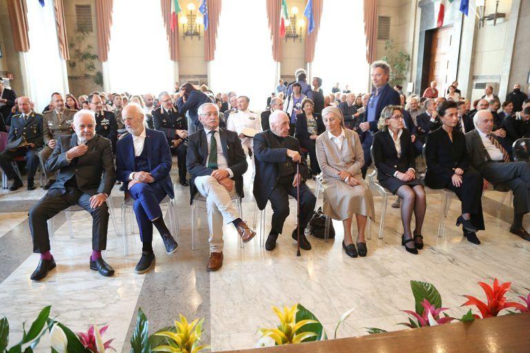 Pescara, consegna Ciattè e Delfini d'oro: tutti i premiati