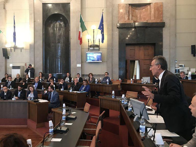 Nuova Pescara, prima riunione con i vertici dei tre Comuni