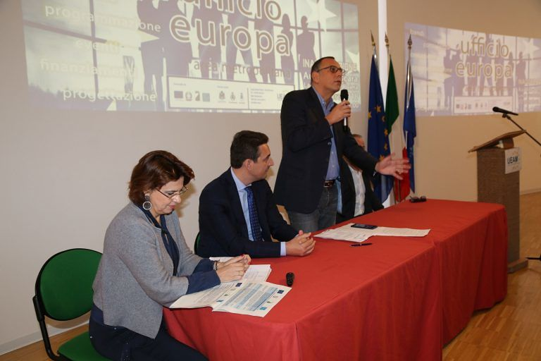 Pescara, nasce l'Ufficio europeo dell'Area metropolitana