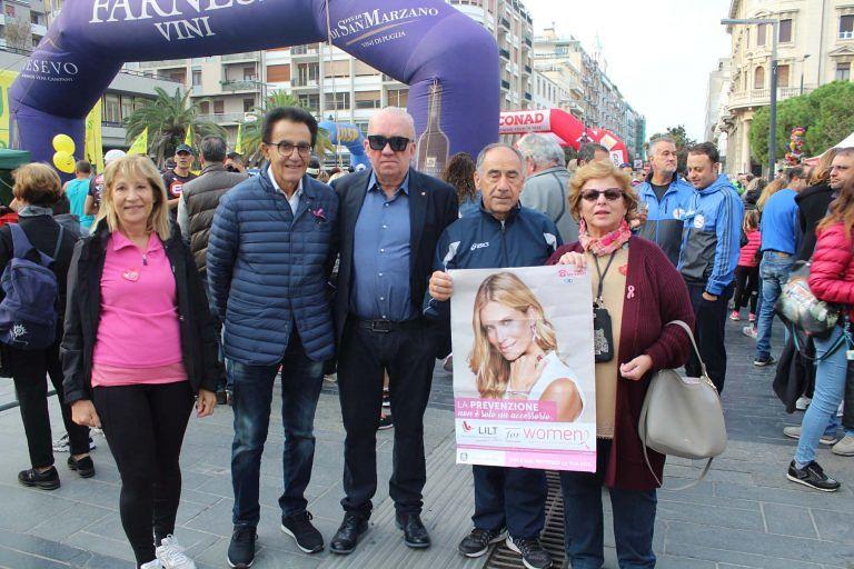 Pescara, la Lilt alla Maratona D'Annunziana