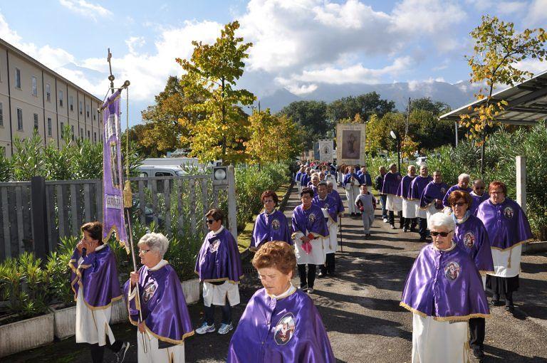 Il Santuario di San Gabriele arriva su Rete 4