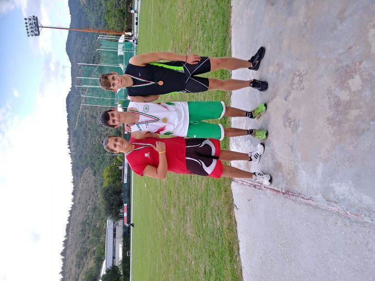 Atletica Leggera, tre giuliesi ai campionati Italiani Cadetti FOTO