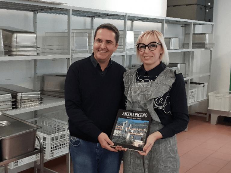 """Teramo, il vicesindaco Marroni ad Ascoli per """"spiare"""" i segreti delle mense"""