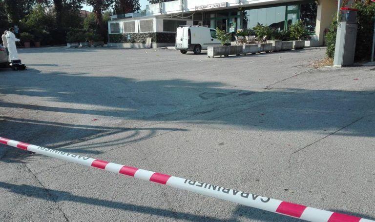 Alba Adriatica, notificato dai carabinieri il provvedimento di chiusura dell'Hotel Atlante