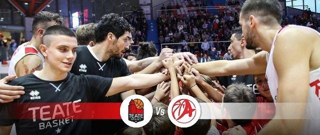 È tempo di derby: l'Europa Ovini Chieti ospita l'Unibasket Amatori Pescara