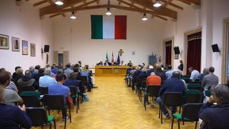 Civitella del Tronto, ricostruzione e frane: l'incontro in sala consiliare