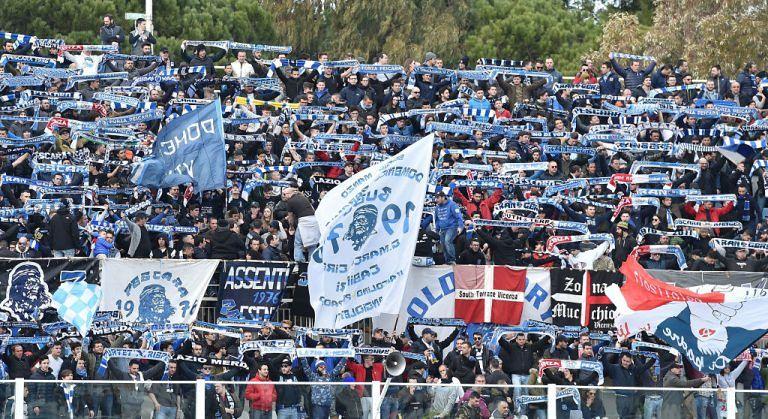 Seggiolini distrutti dopo Pescara-Crotone: indagini in corso