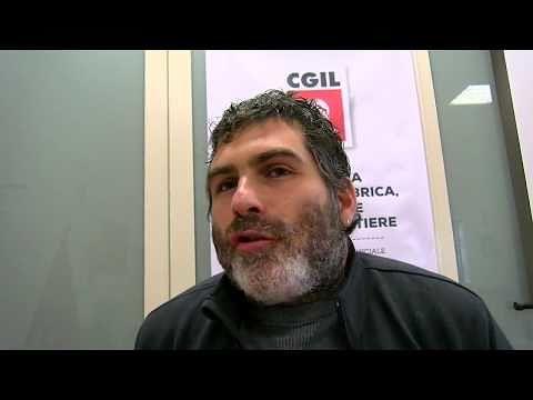L'Aquila, Verrocchi confermato alla guida della Fillea Cgil. Edilizia: la ricostruzione arranca VIDEO