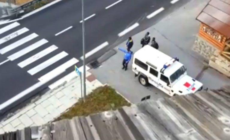 """Migranti portati in Italia dalla polizia francese. Salvini: """"atto ostile"""""""