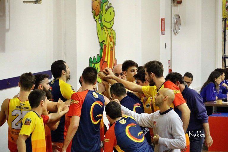 Basket, Giulianova regola Nardò: 83-71 VIDEO