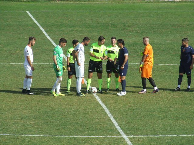 Il Francavilla si aggiudica il derby del Valle Anzuca: Real Giulianova battuto 1-0