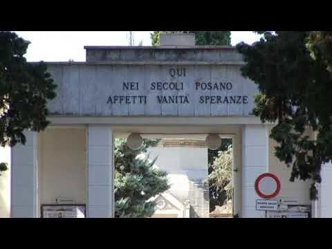 Giulianova. niente lampade votive dopo le ore 14.00 al cimitero