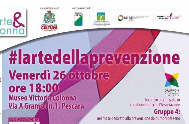 Pescara, nasce il comitato regionale Komen Italia
