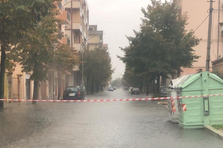 Pescara, maltempo: scuole chiuse anche domani