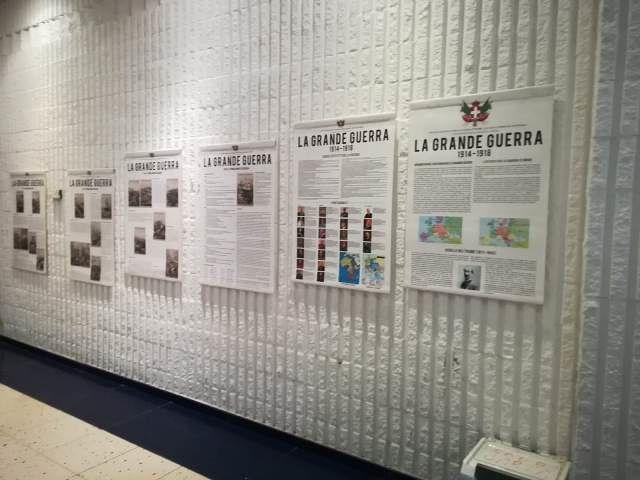 In mostra a Orsogna la Grande Guerra raccontata dalla Domenica del Corriere