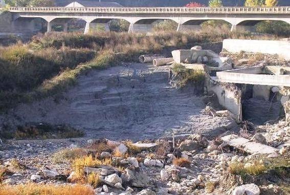 """Ponte sul Fiume Vomano, Bracco: """"Nulla di fatto"""""""