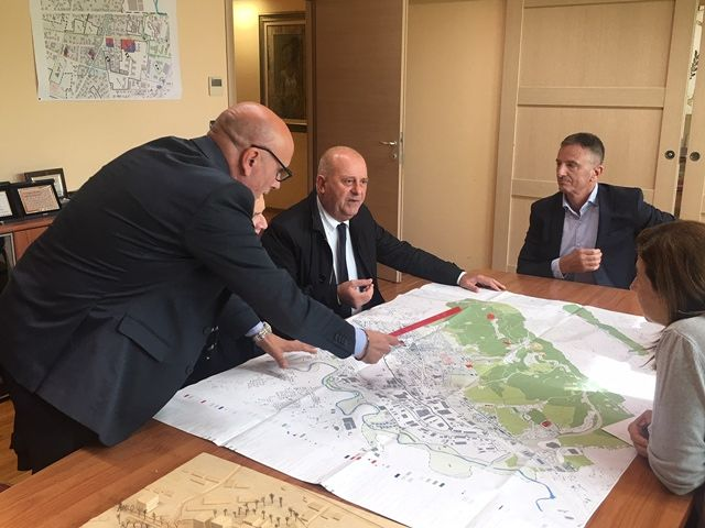 Ud'A pensa a nuove strutture a San Giovanni Teatino