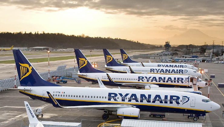 L'Antitrust bacchetta Ryanair per la policy sui bagagli