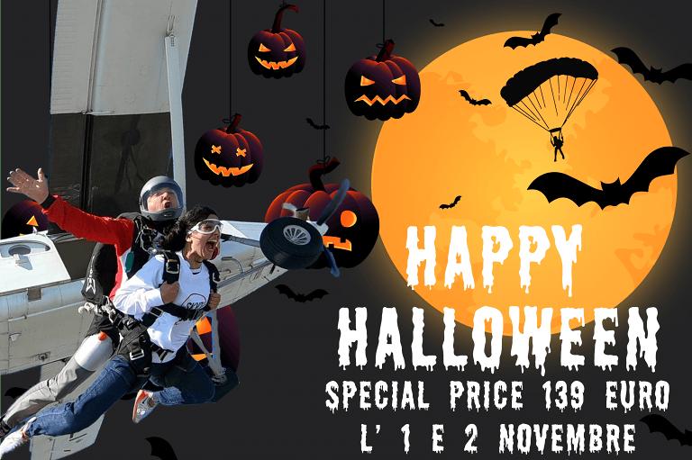 VOGLIAMO VOLARE PER QUESTO PONTE? Lancio con paracadute tandem da 4000 metri   special price   con Skydive Sunrise
