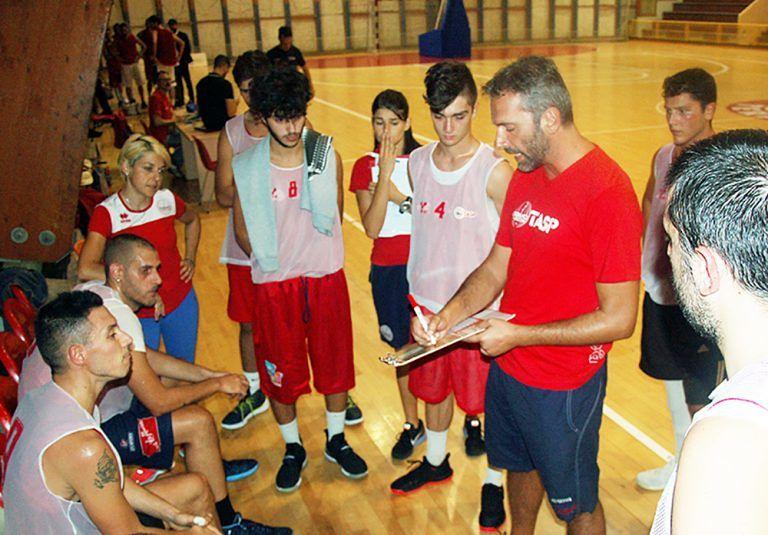 Basket C Silver, Tasp pronta al debutto contro Torre Spes
