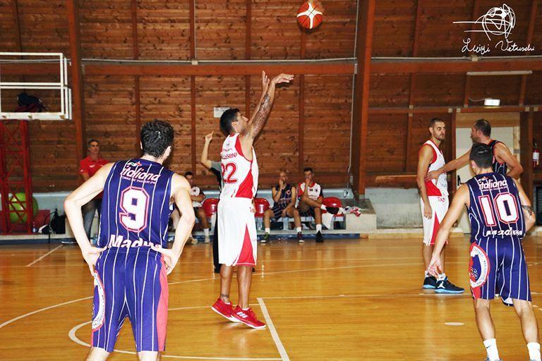 Basket, Teramo a Spicchi e Olimpia Mosciano si affrontano nel derby