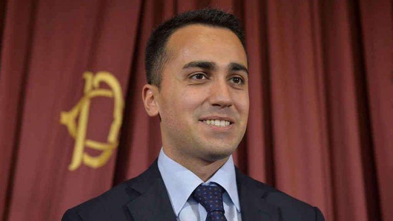 Elezioni Giulianova, Di Maio segnala agli uffici di staff il 'caso' della lista del M5S