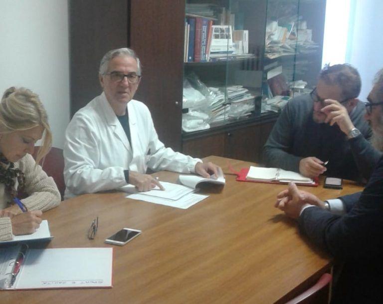 """Pescara, il consigliere Pignoli all'Ospedale civile: """"Geriatria da Guinness. Così non va"""""""