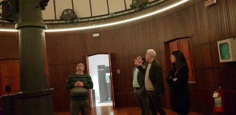 Collurania: nuove collaborazioni tra Comune e Osservatorio Astronomico