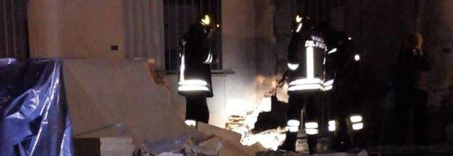 Tollo, assalto al bancomat con l'esplosivo: bottino da 18mila euro