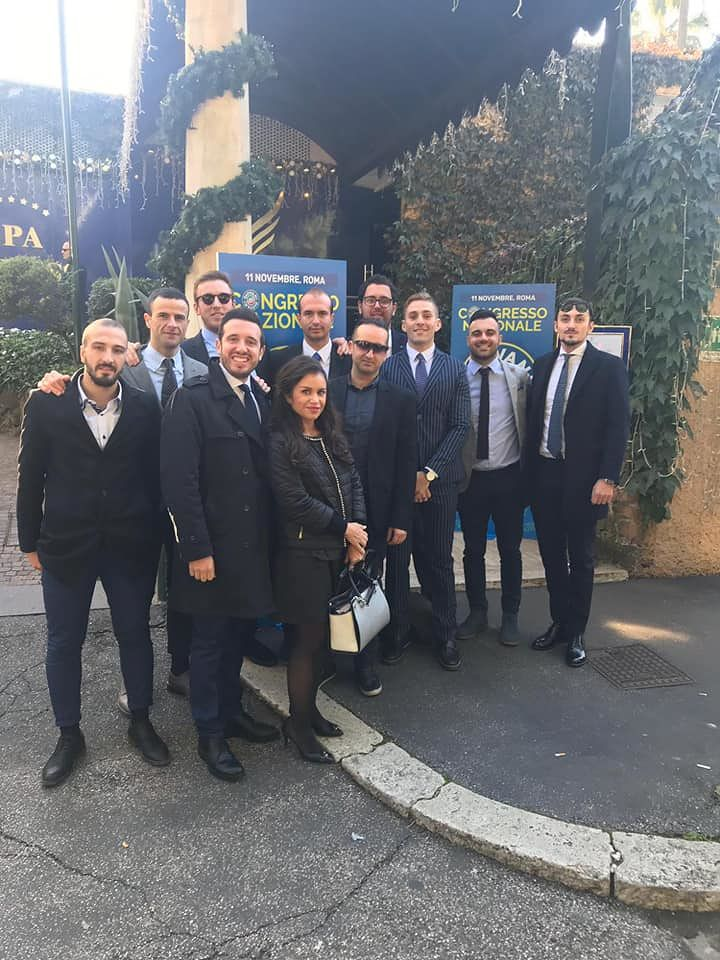 Forza Italia Mosciano e Giovani Teramo protagonisti al Congresso Nazionale con il Box delle Idee