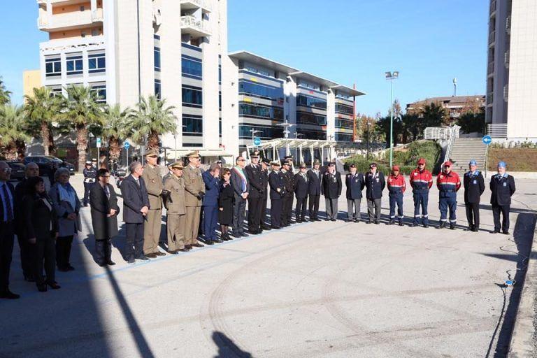 Pescara ricorda i caduti di Nassiriya