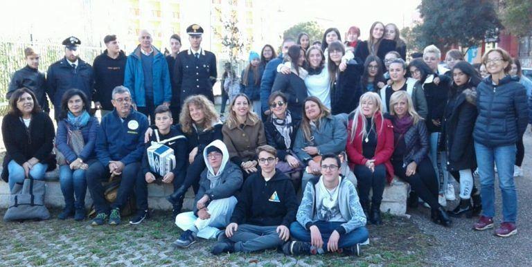 Pescara celebra la Giornata degli alberi