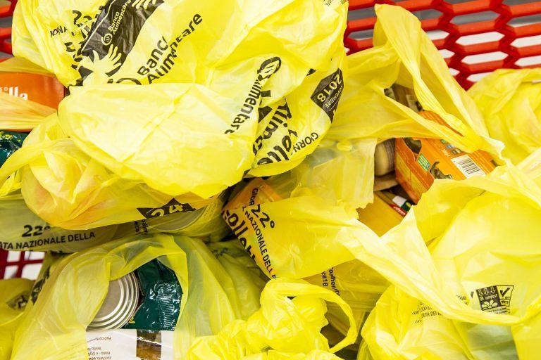 Colletta alimentare: in Abruzzo donati 400mila pasti