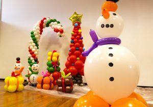 MONDO DELLA FESTA Gli specialisti della Balloon Art per rendere unico il tuo evento!
