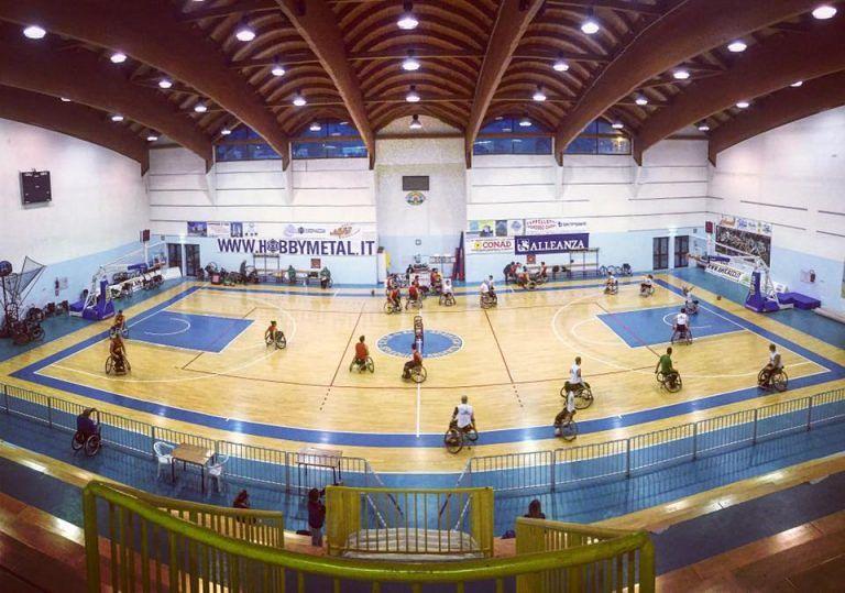 Basket in carrozzina, campionato entra nel vivo: Amicacci ospita Santa Lucia Roma