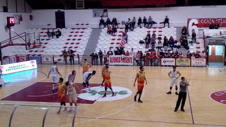 Basket, il Giulianova passa a Campli (54-64) VIDEO