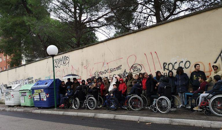Pescara, scuola Antonelli: il tema della disabilità visto dagli alunni
