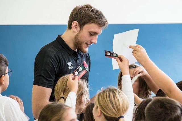 Enrico Pappalardo passa all'Asd Chieti Basket