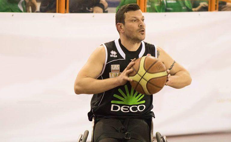 Basket in Carrozzina, l'Amicacci continua a vincere: nell'anticipo sconfitto Porto Torres