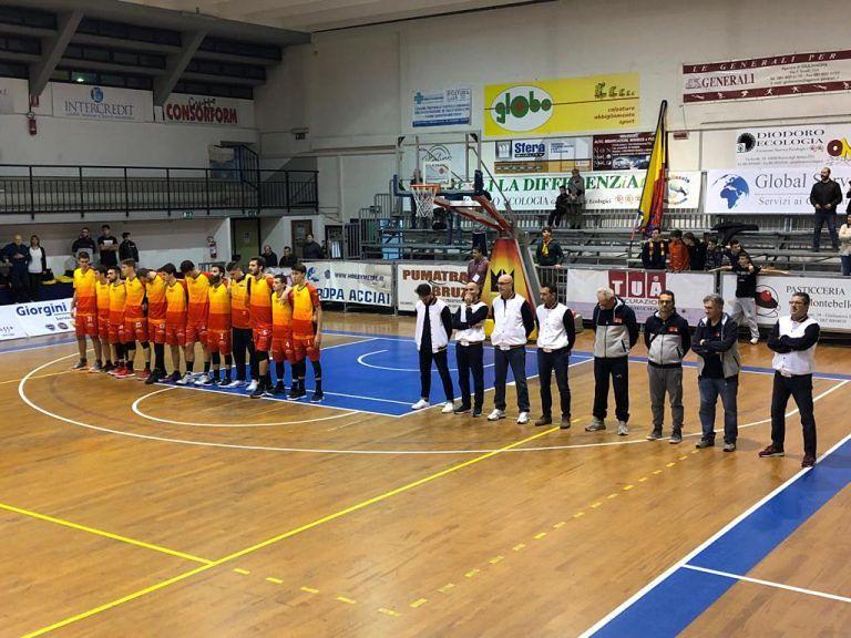 Basket, Giulianova senza freni: i giallorossi superano anche Bisceglie VIDEO