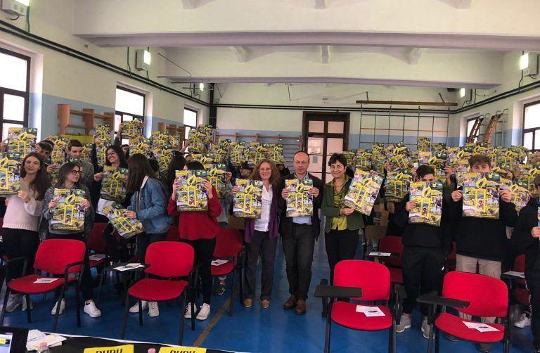 Pescara, il liceo D'Annunzio aderisce al progetto di Amnesty International